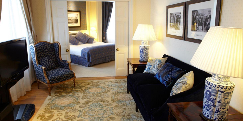 Intercontinental Amstel Hotel - Suite