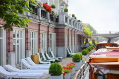 Intercontinental Amstel Hotel - Terrace