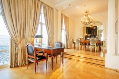 Intercontinental Amstel Hotel - Royal Suite