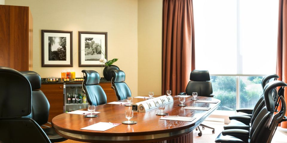 Crowne Plaza Brussels Airport - Boardroom