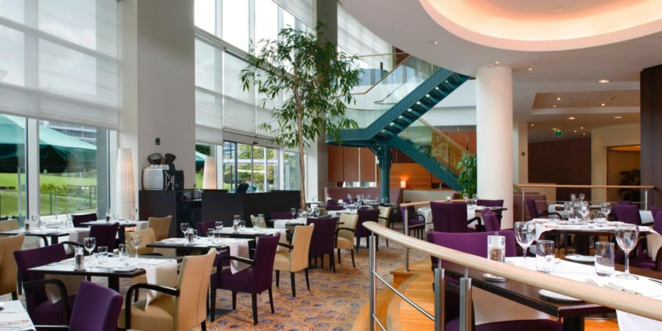 Crowne Plaza Brussels Airport - Restaurant