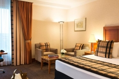 Crowne Plaza Brussels Airport - Hotelkamer
