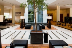 Crowne Plaza Brussels Airport - Lobby