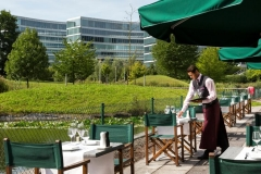 Crowne Plaza Brussels Airport - Terrace