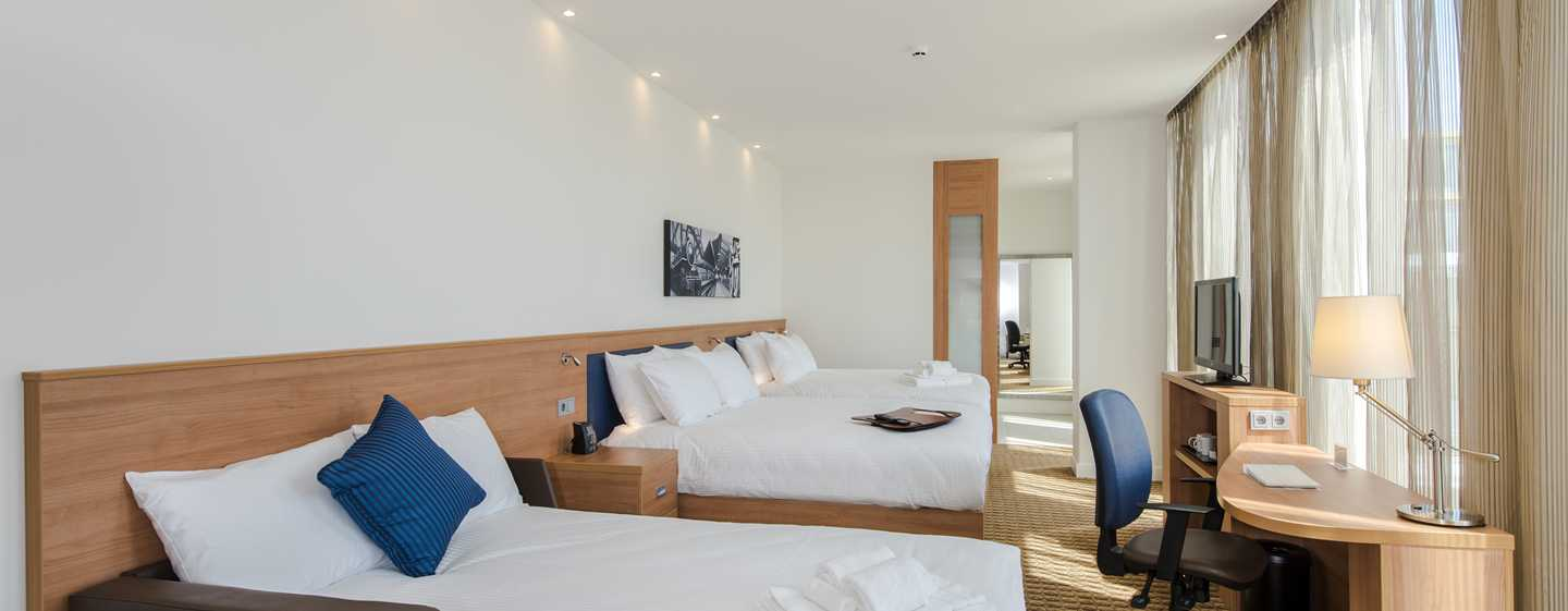 Hotel project Hampton by Hilton Amsterdam Arena Station
