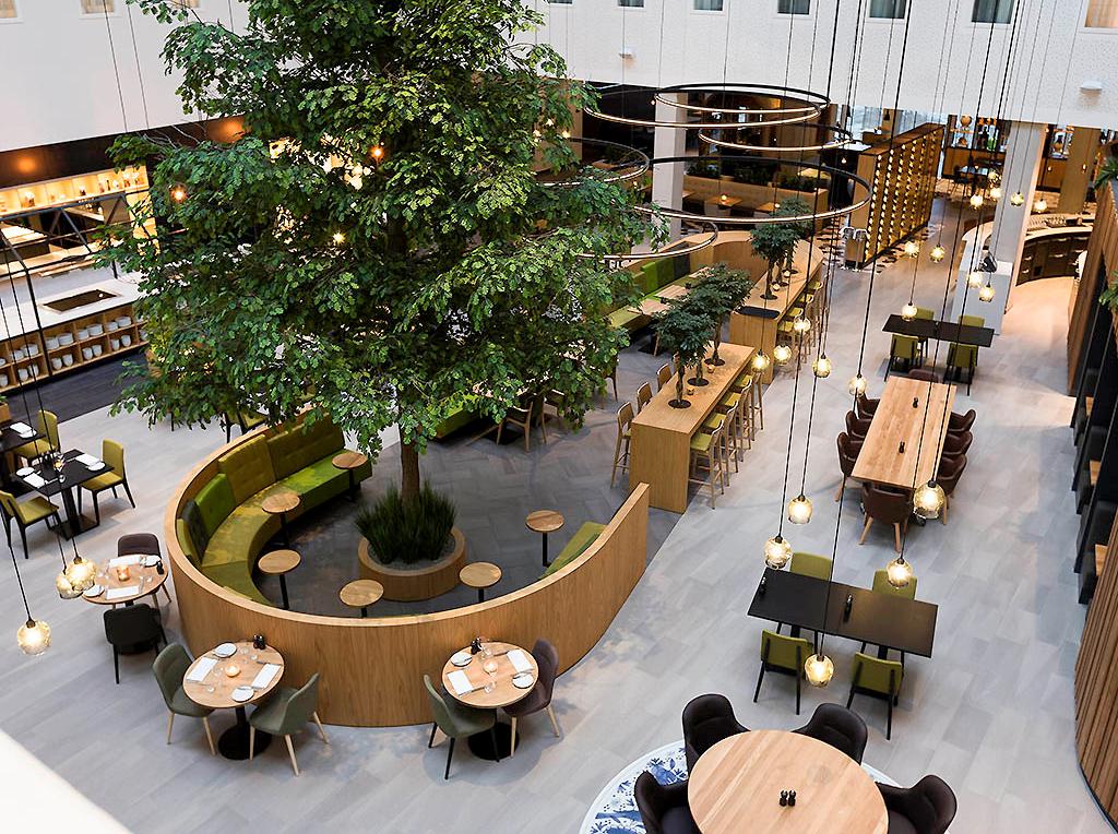 Hotel project FF&E OS&E Novotel Amsterdam Schiphol Airport (9)