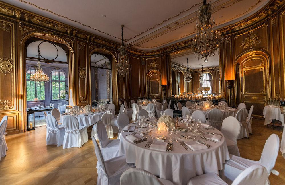Patrick Hellmann Schlosshotel Berlin - Dining room