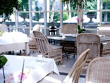 Patrick Hellmann Schlosshotel Berlin - Gardenroom