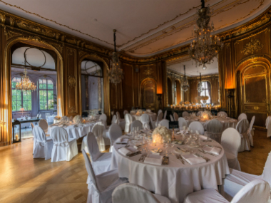 Patrick Hellmann Schlosshotel Berlin - Restaurant Vivaldi