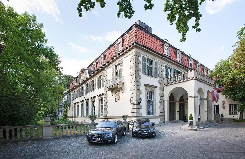Patrick Hellmann Schlosshotel Berlin