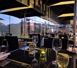 SAS Radisson Blu Zurich Airport Restaurant Giardino