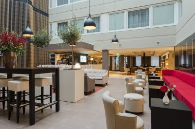 Hospitality consultant Jawel voro Hotel Holiday Inn Express The Hague